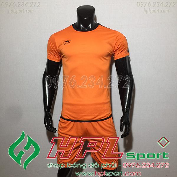 Áo ko logo KeepFly Zuk màu cam