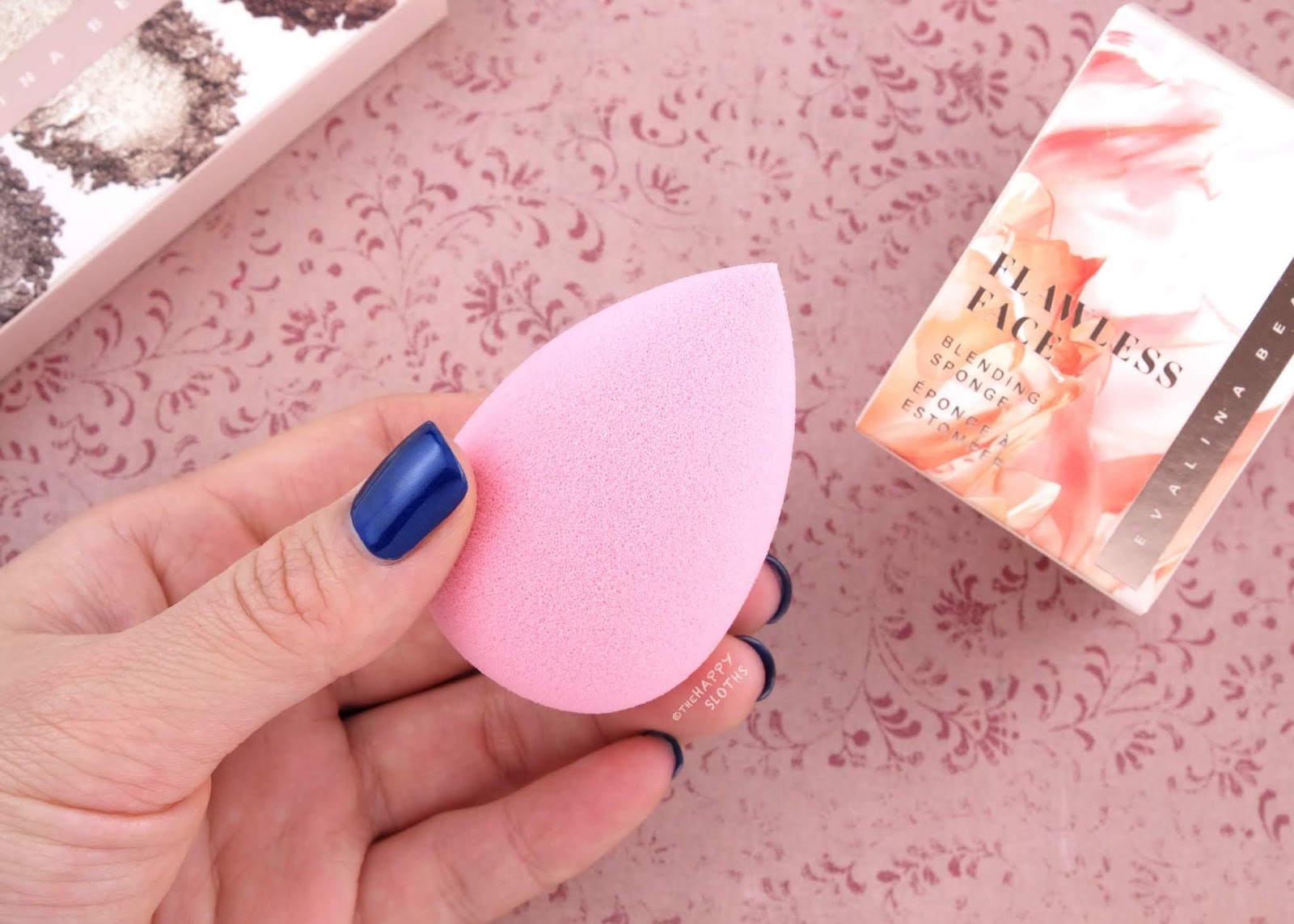 Evalina Beauty | Flawless Face Blending Sponge: Review