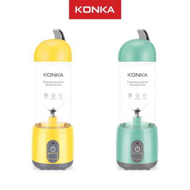 Review  Konka Portable Blender Mini Juicer USB Rechargeable