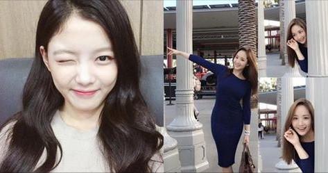 Phim Sao Hàn 17/9: Kim Yoo Jung mặt trắng bóc, Sulli nhỏ bé như học sinh-2016