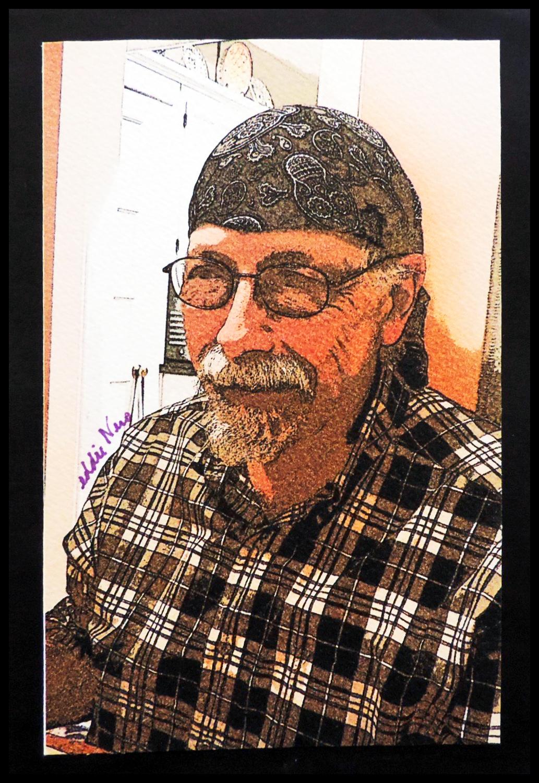 Eddie Nero, Eugene, Oregon, USA