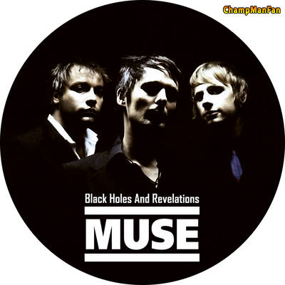 muse black holes and revelations cover art - photo #12