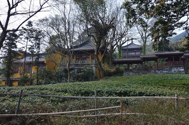 Monastère à Hangzhou
