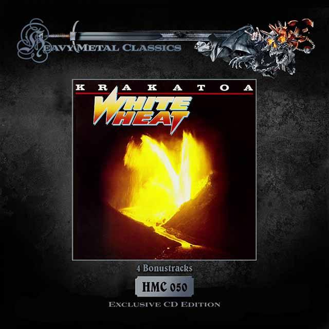 """Ο δίσκος των White Heat """"Krakatoa"""""""