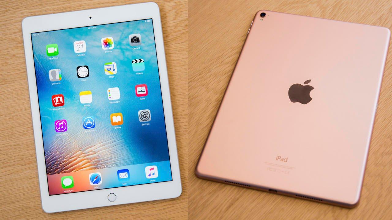 Đánh giá máy tính bảng iPad Pro 9.7