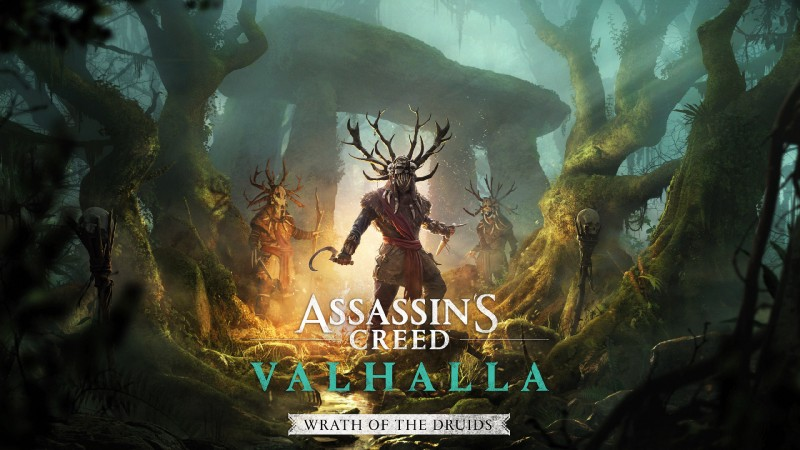 "DLC ""Wrath of the Druids"" for Assassin's Creed Valhalla will have 4 regions"