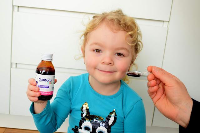 syrop na odporność dla dziecka