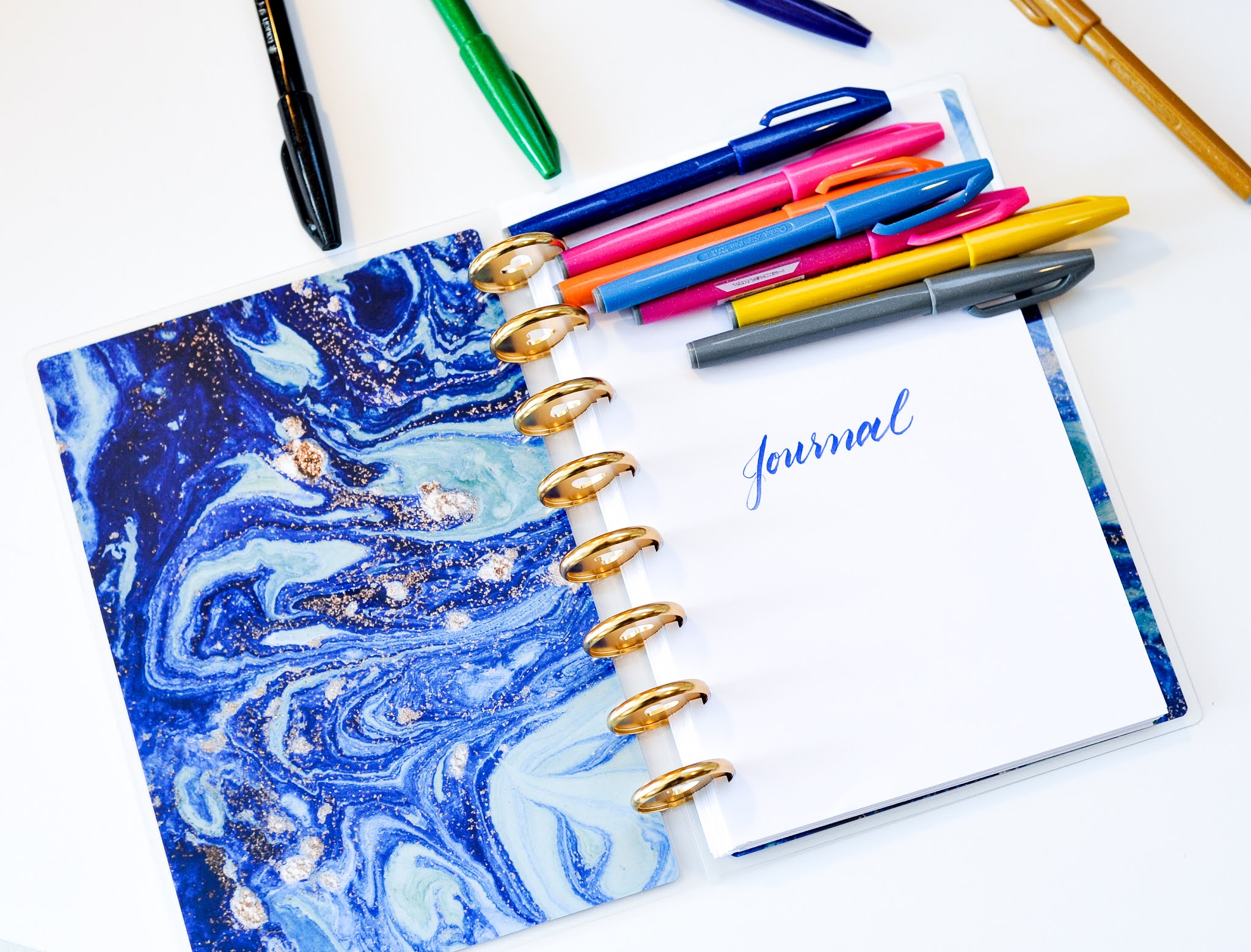 How to make a discbound notebook
