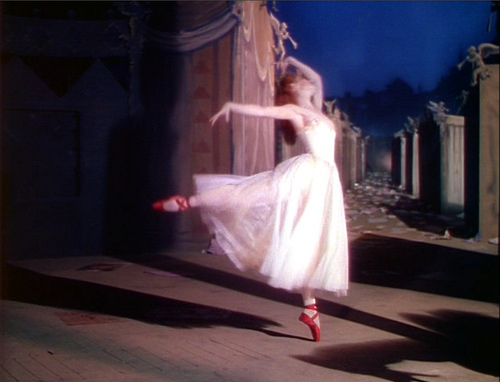 The Red Shoes Ballet Plot