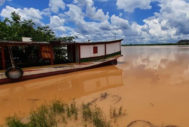 Oeste da Bahia: Rio São Francisco continua subindo e já chega a mais de 6 metros