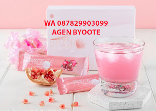 Byoote Collagen 1 Box Isi Berapa
