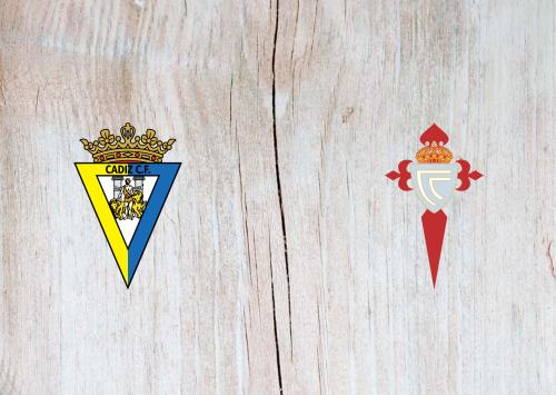 Cádiz vs Celta Vigo -Highlights 18 April 2021