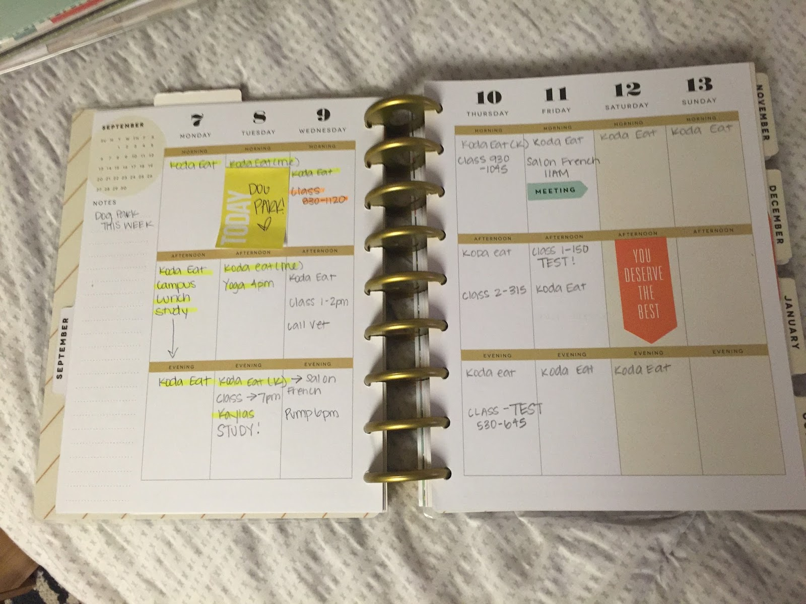 Design Ally: The Happy Planner