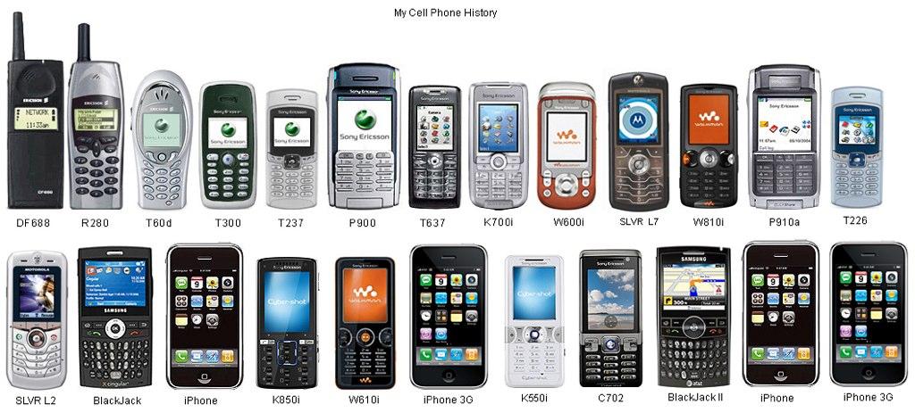Analog cell digital phone