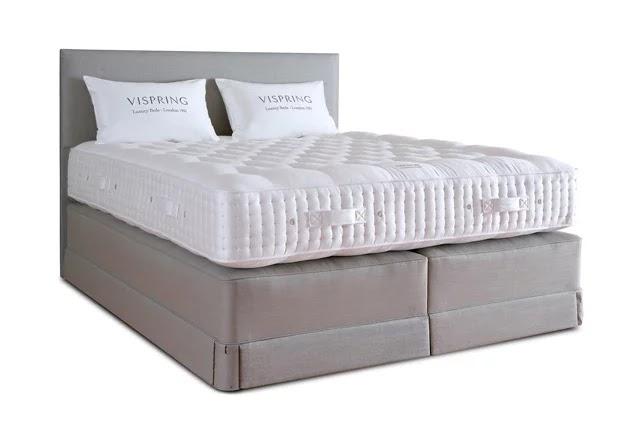 Titanic gemisinin yataklarını üreten Vispring, ilk yaylı yatak patentini alan James Marshall tarafından kuruldu.