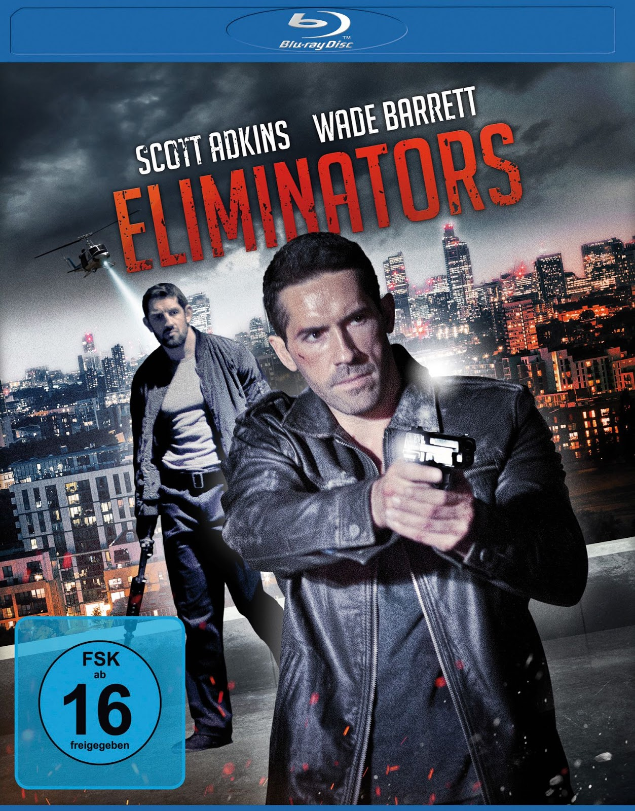 MyKinoTrailer: Gewinnt den Action-Thriller Eliminators mit Scott ...