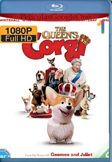 Corgi: Un Perro Real (The Queen's Corgi) [2019] [1080p BRrip] [Latino-Inglés] [GoogleDrive]