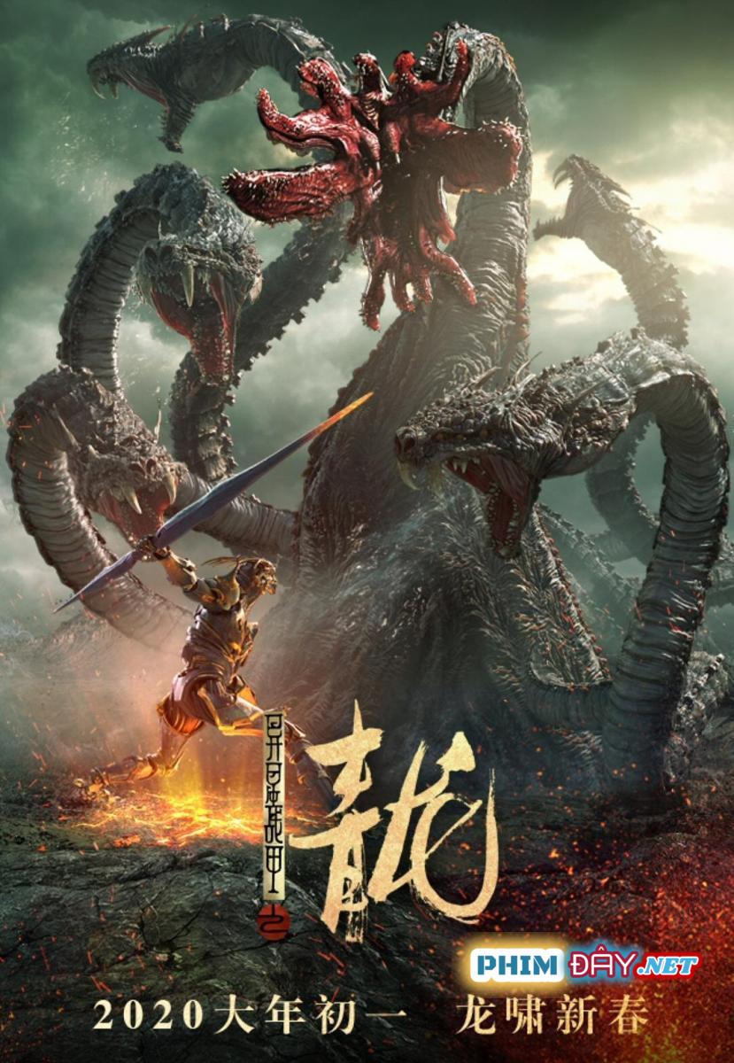 Thanh Long Dị Tinh Chiến Giáp - The Yan Dragon (2020)
