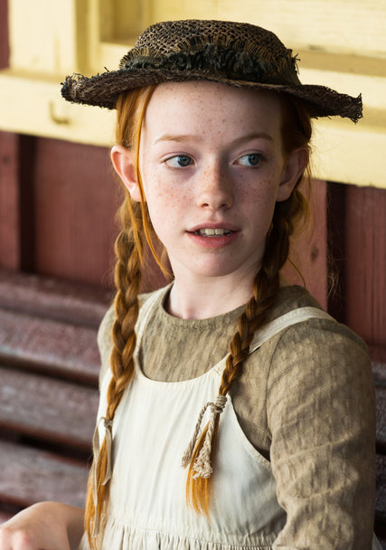 main character in anne of green gables