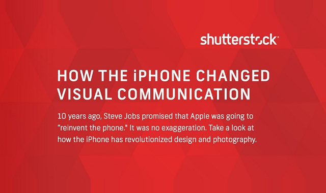 How the iPhone Changed Visual Communication