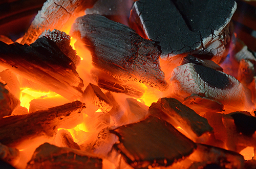 Parker's Charcoal is one of the best lump coal for kamado grills like big green egg, kamado joe, and primo.