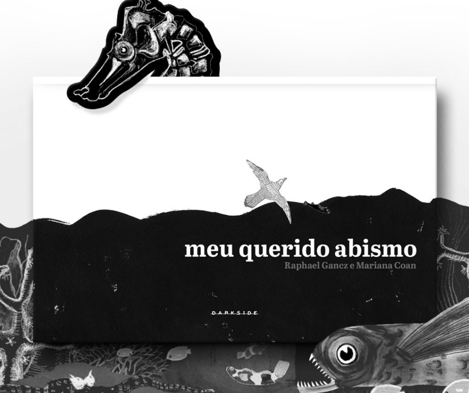 Resenha: Meu Querido Abismo, de Raphael Gancz e Mariana Coan