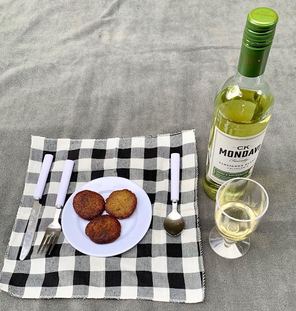 CK Mondavi Sauvignon Blanc Wine Pairing