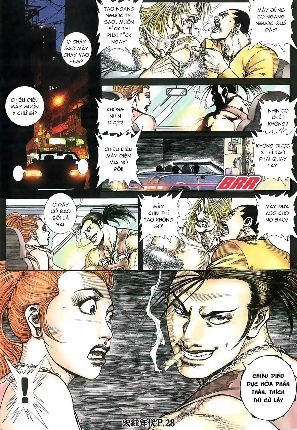 Hỏa Hồng Niên Đại Hắc Cốt Đường chap 112 - Trang 26