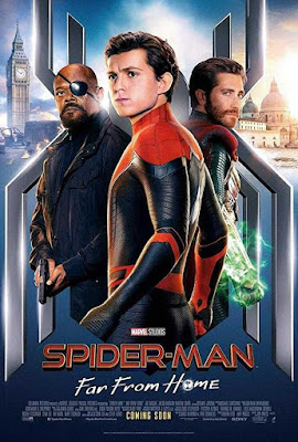 Spider Man Far From Home Movie Download in Hindi Hollywood Movie
