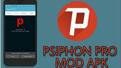Psiphon Pro - The Internet Freedom VPN Mod Apk