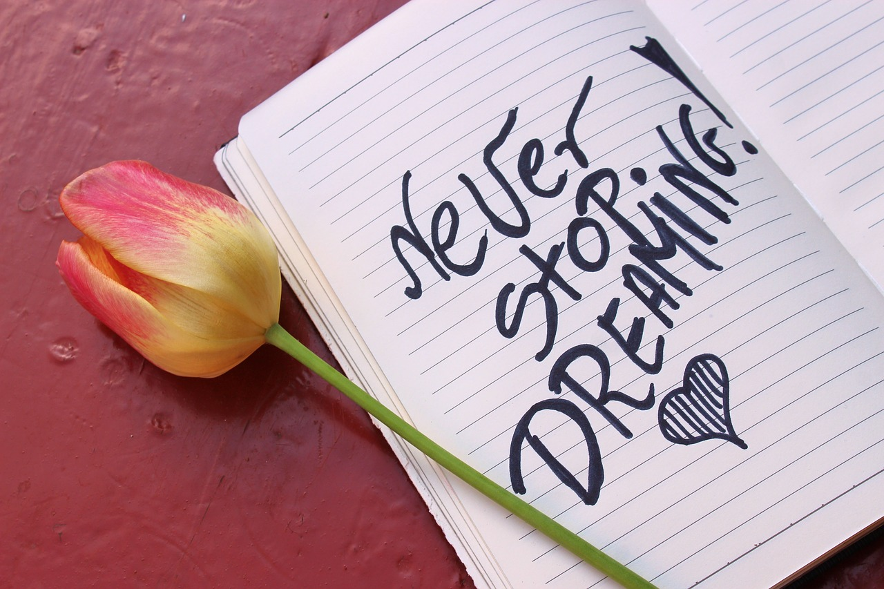 Never Stop Dreaming | Motivational Quotes | Inspiring Sayings | HNQuotes
