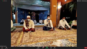 Hadiri Peringatan Maulid Nabi, Walikota Tangerang Ajak Warga Kota Tangerang Untuk Teladani Sifat Rasul
