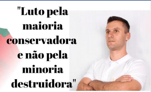 5469ce4a75485 Casamento MBL   Bolsonaro  os jovens à frente da campanha do cancelamento  da mostra no Santander