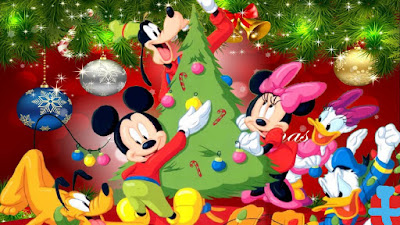 Mickey Mouse Merry Christmas Images | Merry Christmas 2019