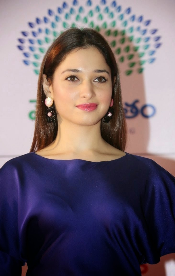 Actress Gallery Actress Tamanna Latest Hot Short Dress