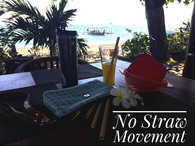 No Straw Movement