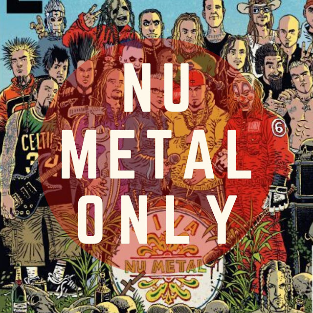 Nu Metal Playlist on Spotify 2020