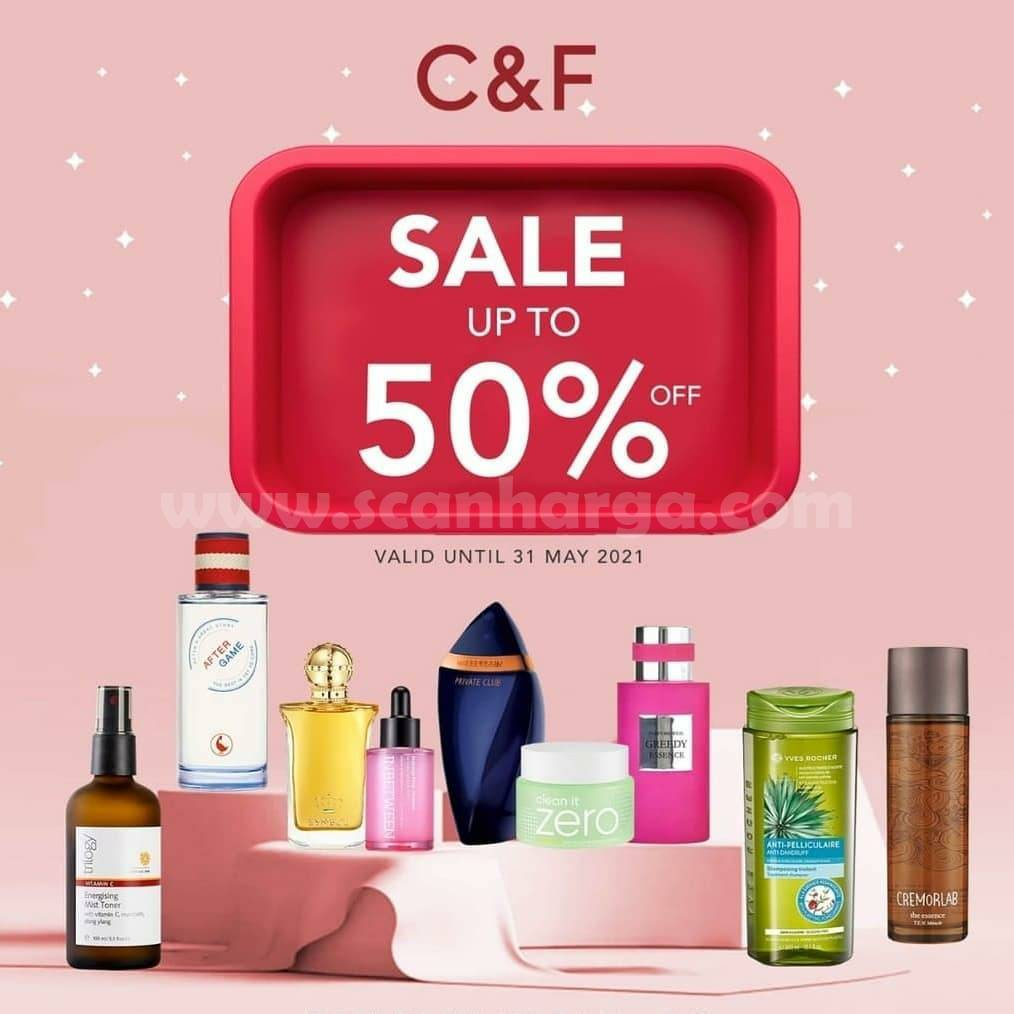 Promo C&F PayDay Sale Up To 50% Off