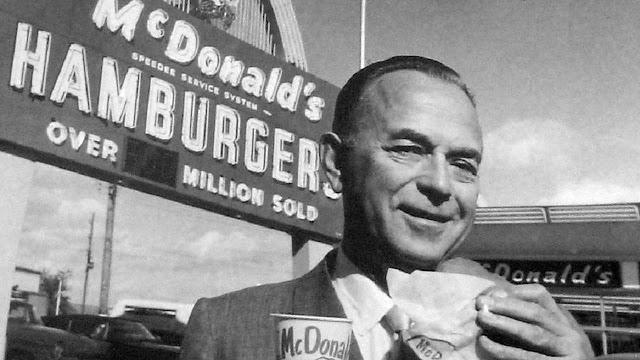 Kisah Sukses Pendiri McDonald's - Ray Kroc