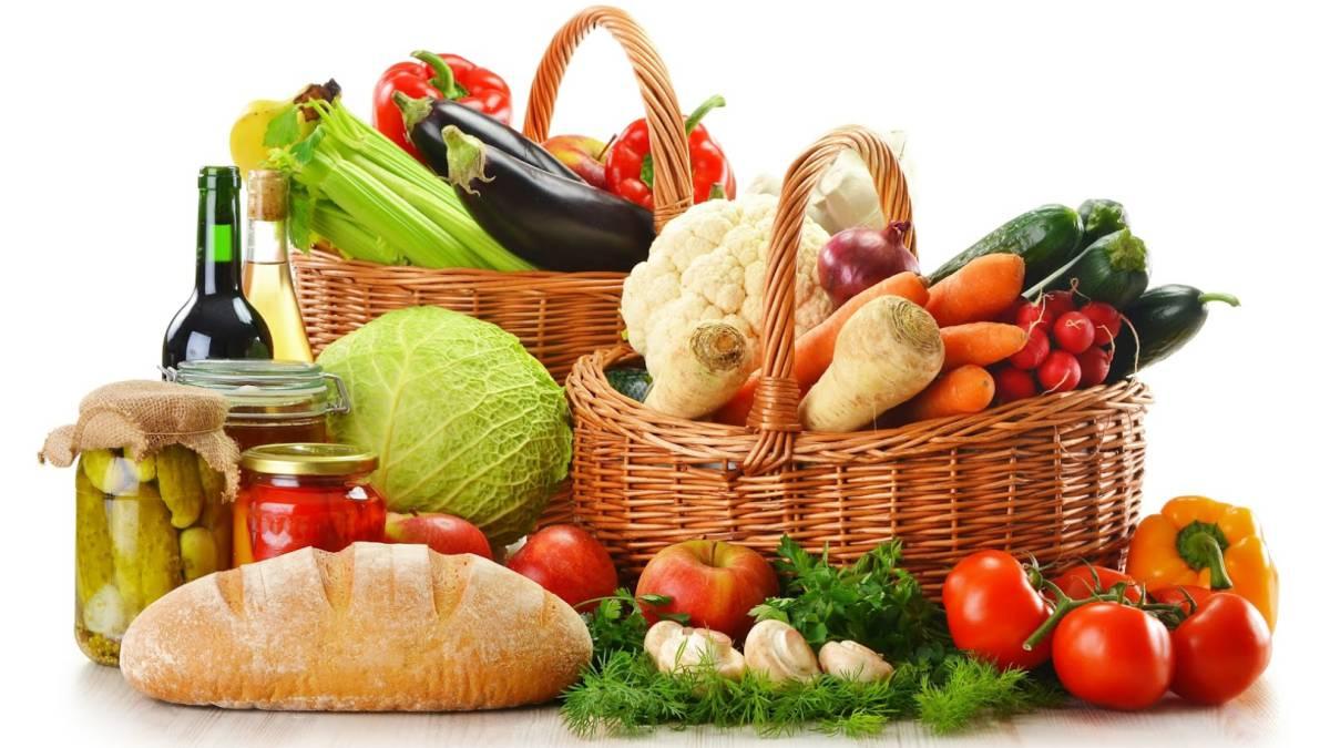 cuerpo abastecer comida