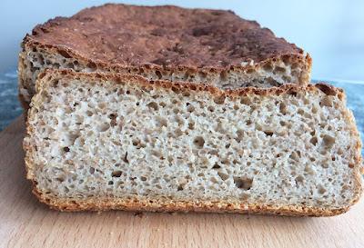 Chleb z suchymi drożdżami
