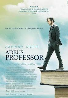 Johnny Depp Num Registo Mais Indie com Adeus Professor