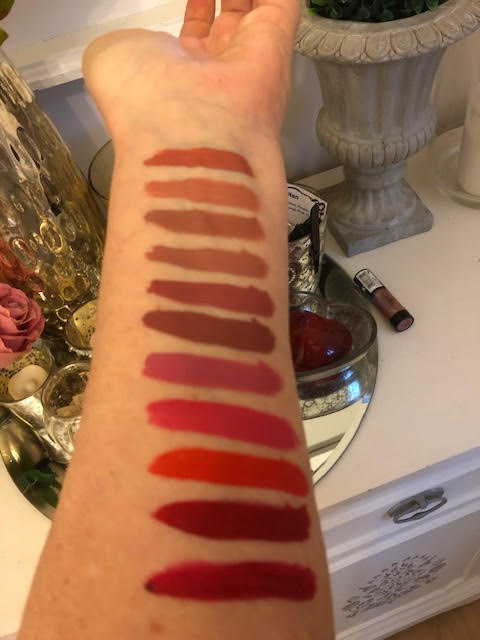 Pixi Beauty MatteLast Liquid Lip Collection