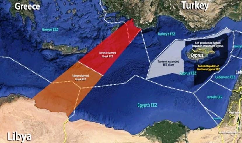 Διπλωματική μάχη Ἑλλάδος – Τουρκίας γιά τήν (μή) ἐπικύρωση τοῦ λιβυκοῦ μνημονίου