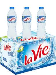 Nước uống lavie chai 500ml bảo quản và sử dụng thế nào?