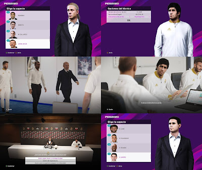 PES 2020 Real Madrid Mod by Xcdf86