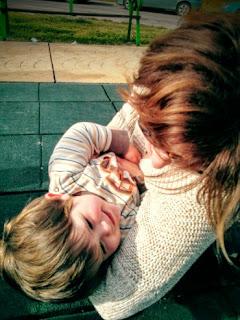 Nuria-Pablo-madre-hijo-Duchenne-EERR-blog-Diversidad