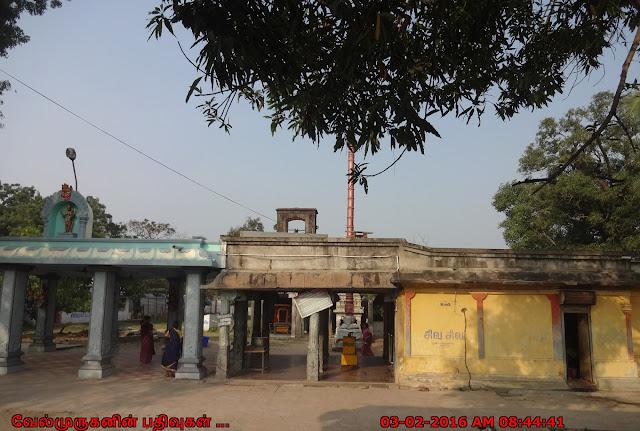 Melur Siva Temple
