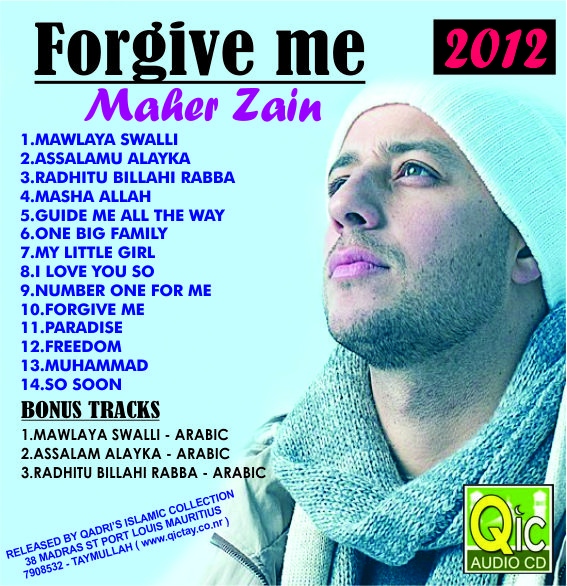 Free download i love you so maher zain number