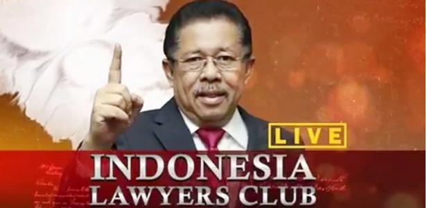 Menggelikan! NU Yogyakarta Keluarkan Fatwa Haram ILC TVOne